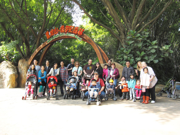With our awesome Holt Adoption Group Guangzhou Jan 17-24