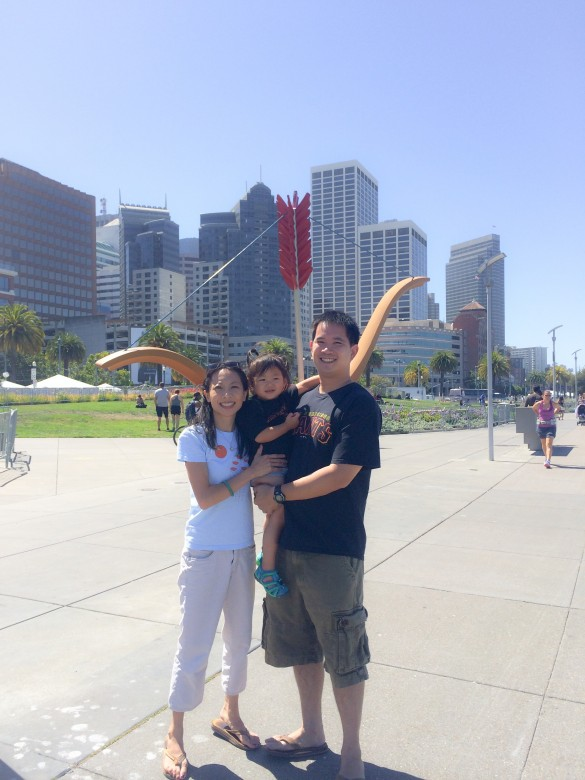 At Cupid's Span in San Francisco