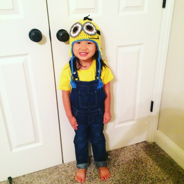 Our little minion