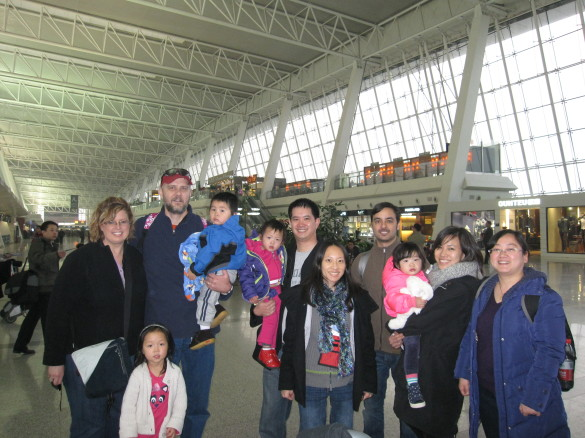 Our Holt Adoption Travel Group