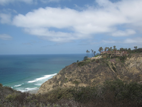 The Cliffs by UC San Diego. It's one of my favorite spots in the world.