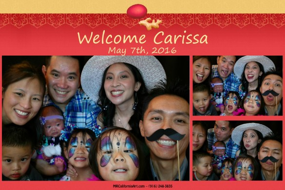 Our family with some close friends Bryan & Angeline & their kids